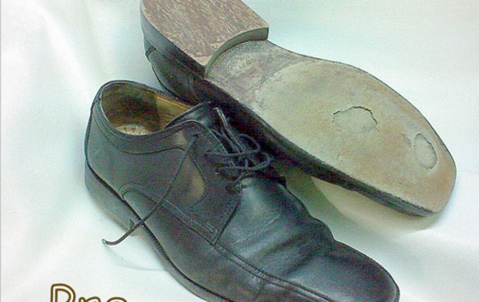 Muške cipele – zamena pendžete i fleke