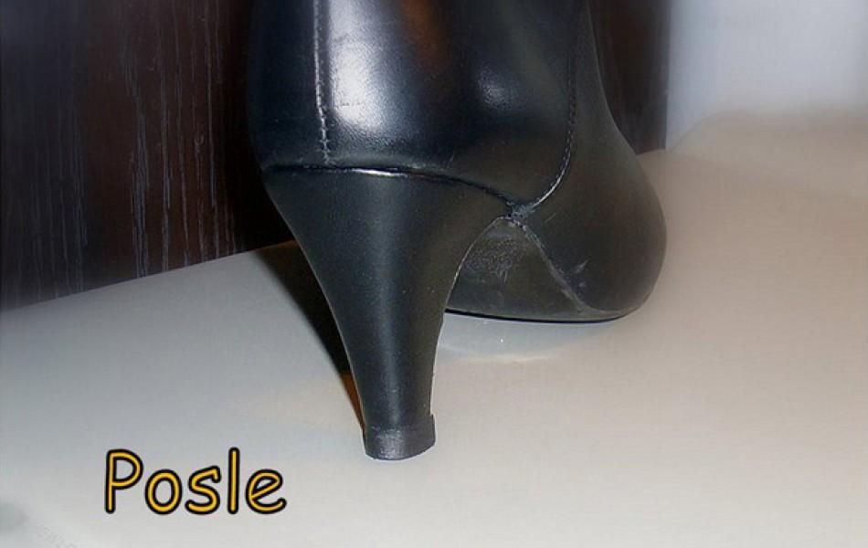 Ženske čizme – zamena štikle
