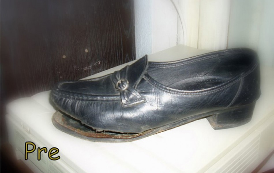 Ženske cipele – popravka